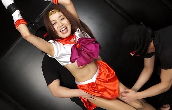 美少女アニメヒロイン拷問くすぐり責め Vol.1