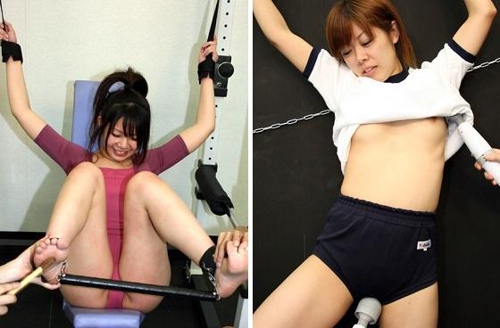 憧れの聖くすぐり女学園5 綾川みのり&綾那優